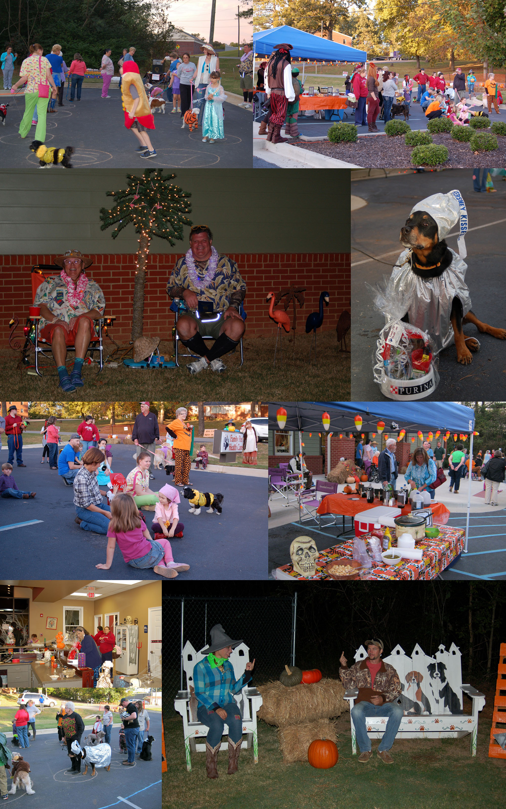 2014 Howl-O-Ween Party